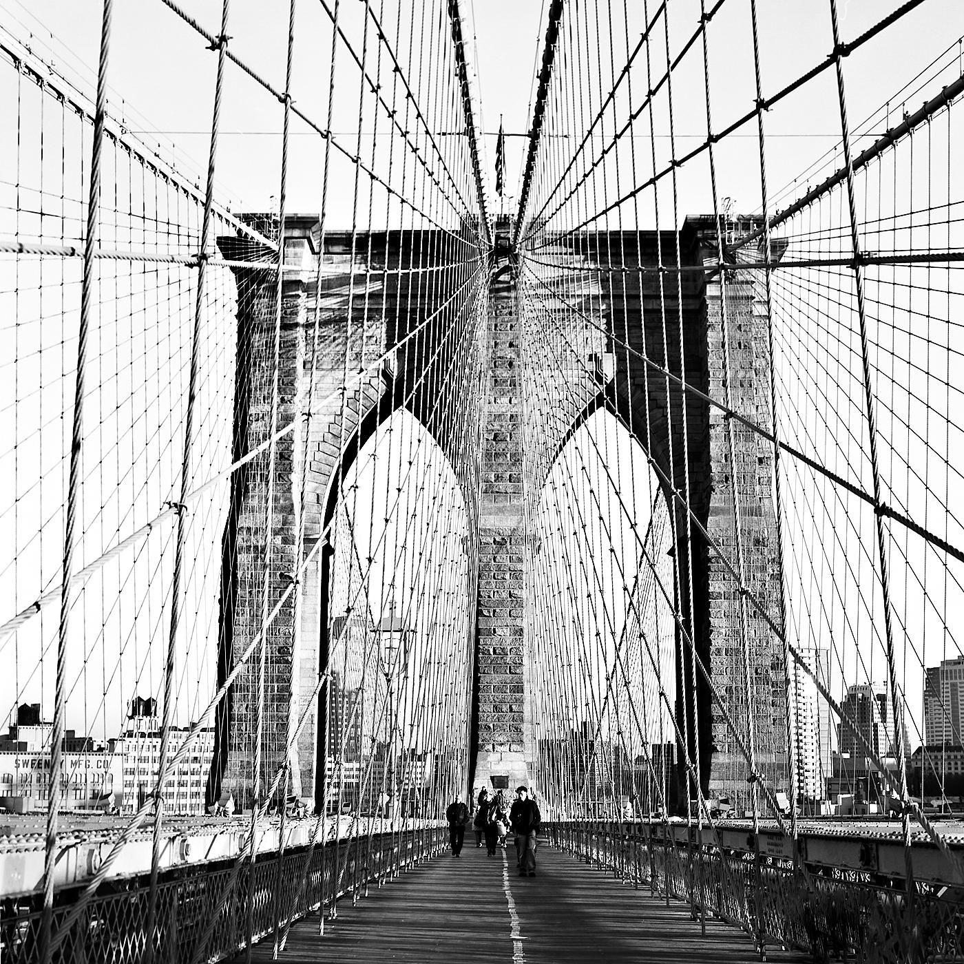 Brooklyn Bridge by .