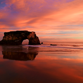 Natural Bridges by Peter Adams.