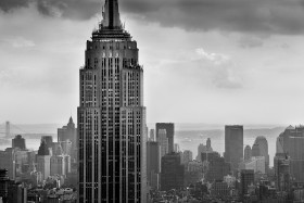 Empire State Building by .