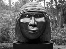 Apache Man by Peter Adams.