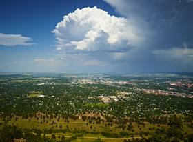 Boulder Colorado by Peter Adams