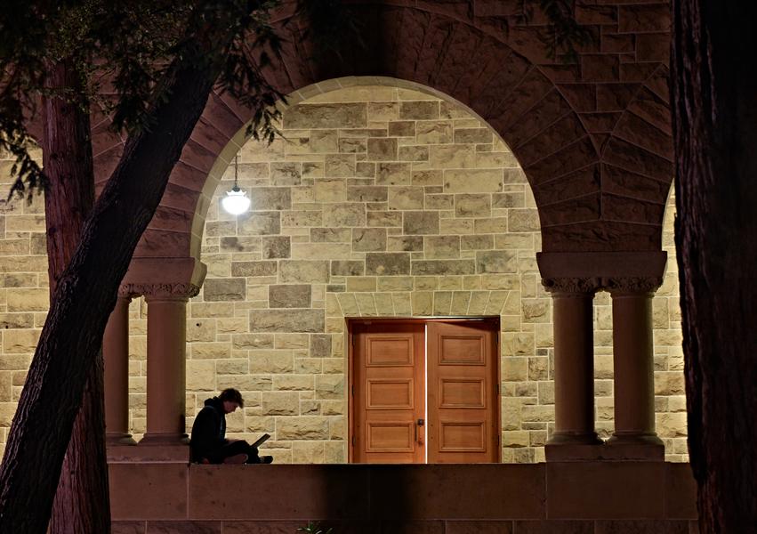 Door to Knowledge by Peter Adams.