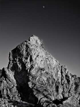 Moon Rock by Peter Adams. All Rights reserved.