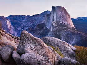 Glacier Point by Peter Adams.