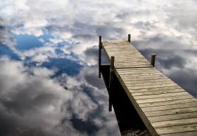 Walking On the Sky by Peter Adams.