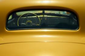 Rear View Window by Peter Adams.