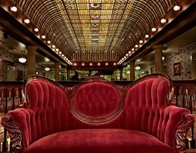 Hotel Boulderado by Peter Adams.