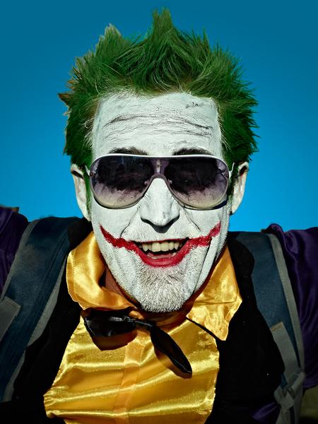 The Joker by Peter Adams.