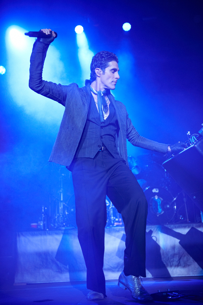 Perry Farrell / Jane's Addiction by Peter Adams.