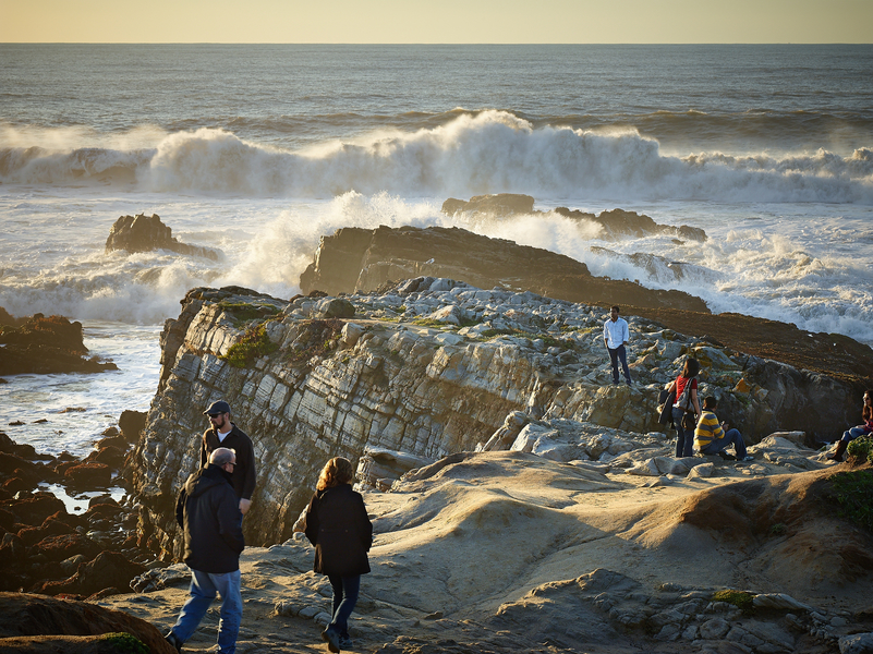 Pescadero State Beach by Peter Adams Photography...