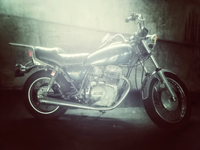 Motorcycle by Copyright Peter Adams. All rights reserved. Photo may not be used or distributed in any way without prior writen approval..