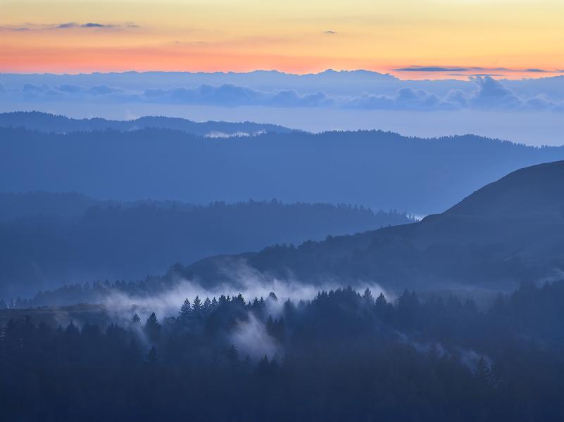 Russian Ridge by Peter Adams.