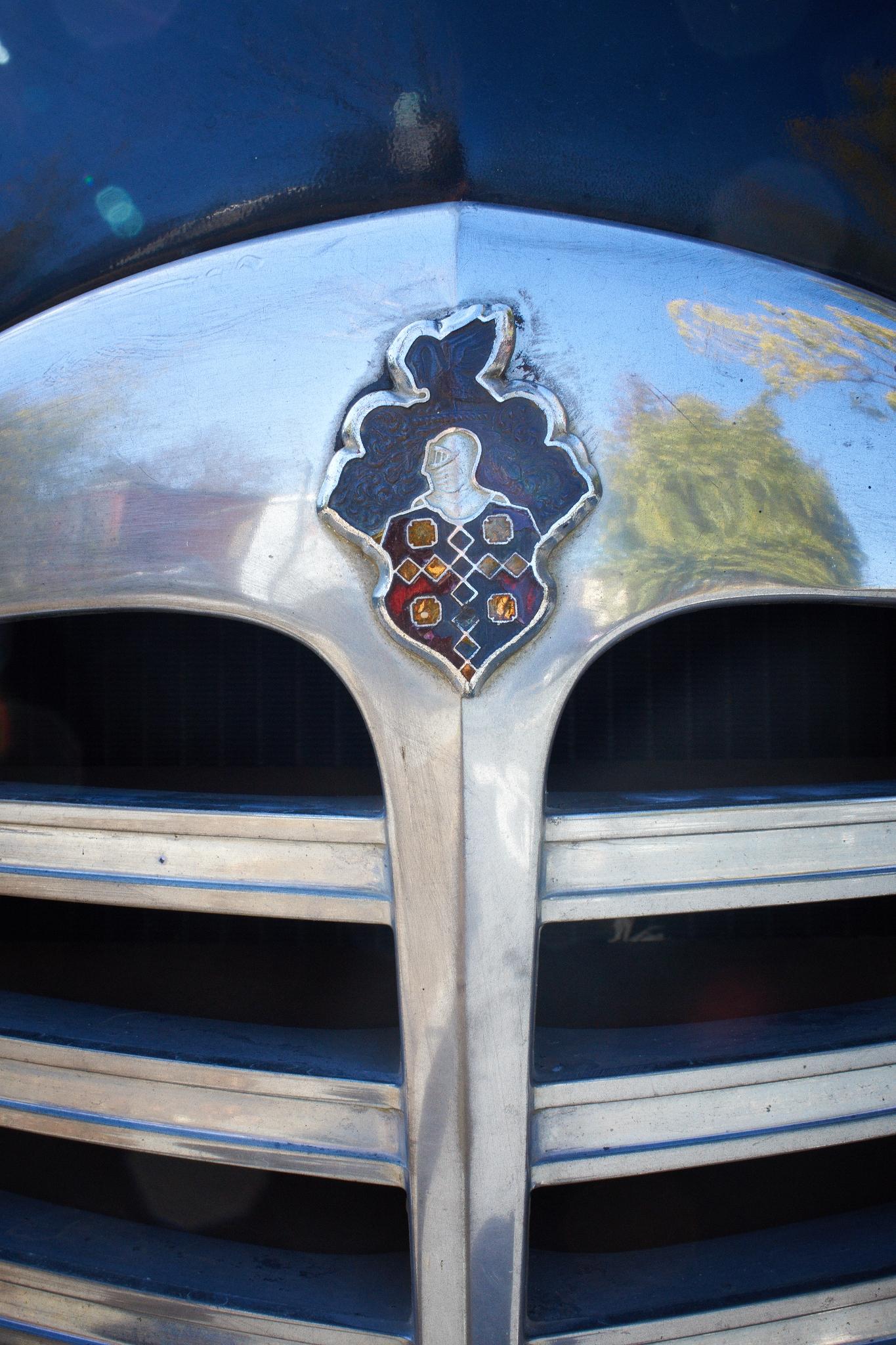 Packard Crest by Peter Adams.