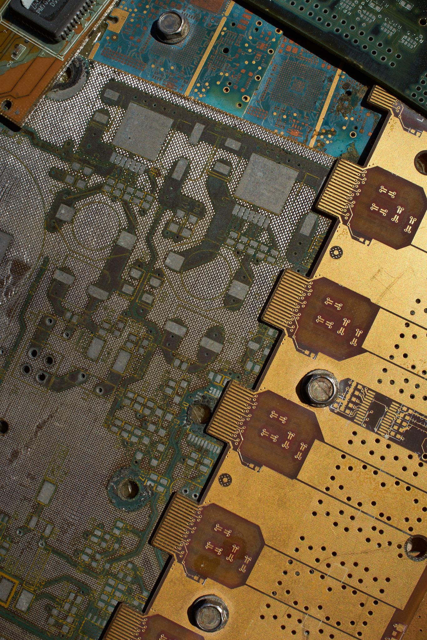 Circuit Boards by Peter Adams.