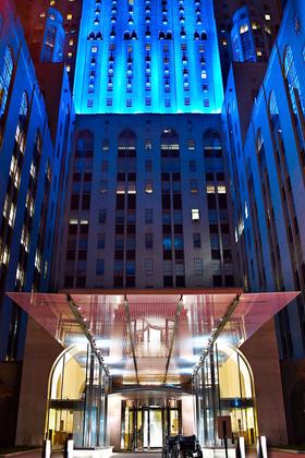 New York Presbyterian Hospital / Weill Cornell Medical Center by Peter Adams.
