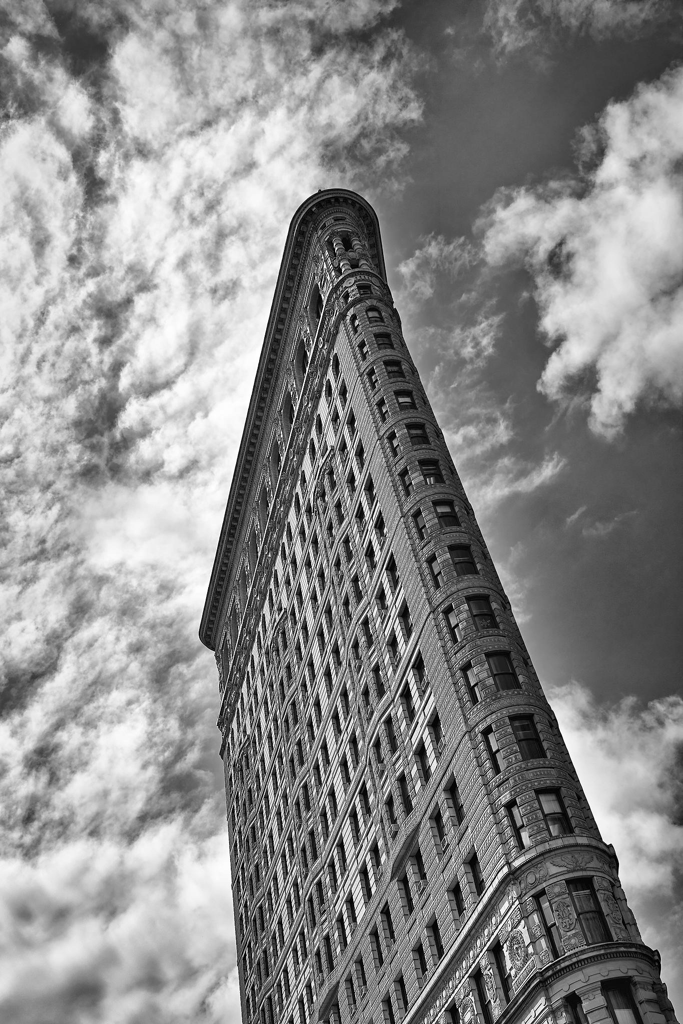 Flatiron Building by Peter Adams.