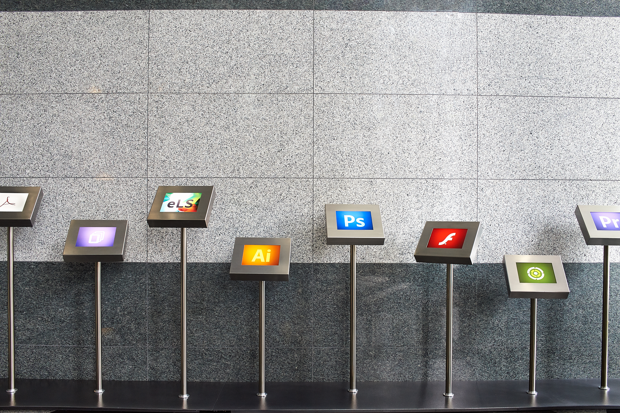 Adobe Icons by Peter Adams.