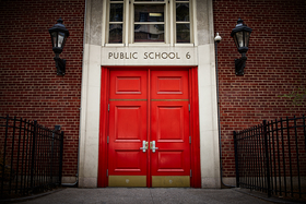 Public School 6 by Peter Adams.