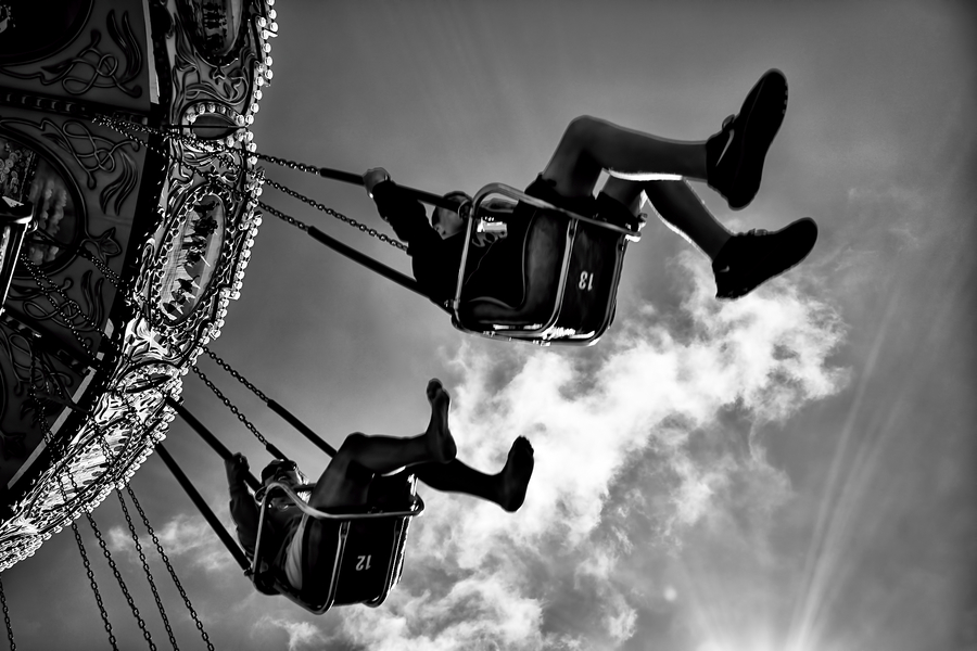 In Flight by Peter Adams.