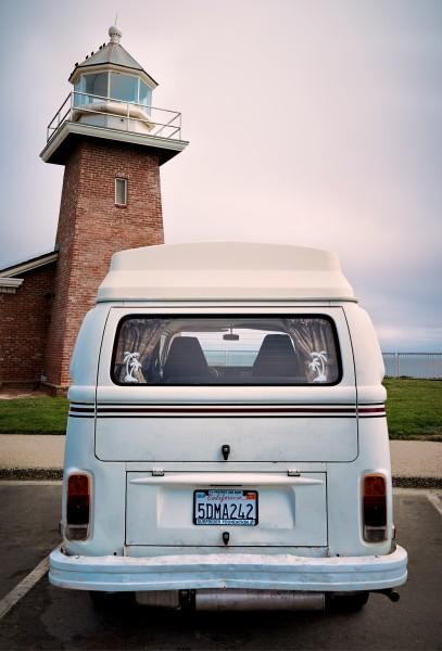Surf Van by Peter Adams.