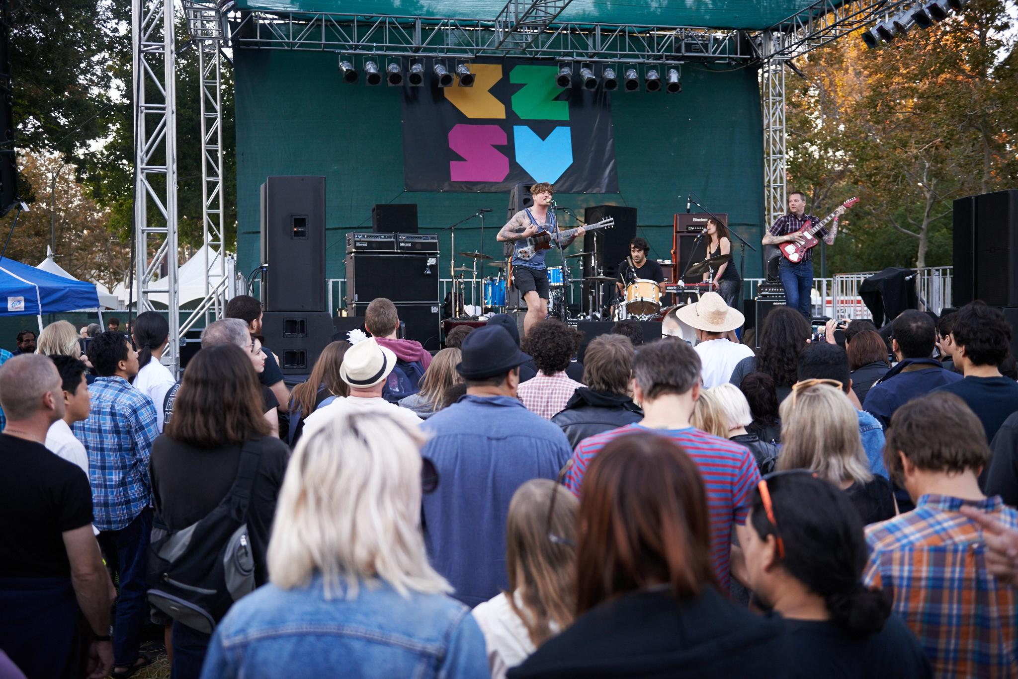 C2SV Music Festival by Peter Adams.