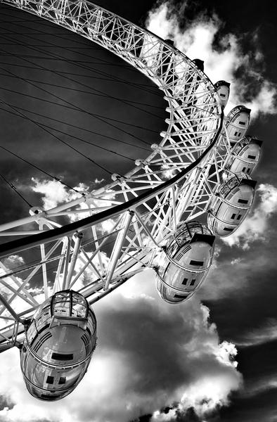 Passenger Capsules by Peter Adams.
