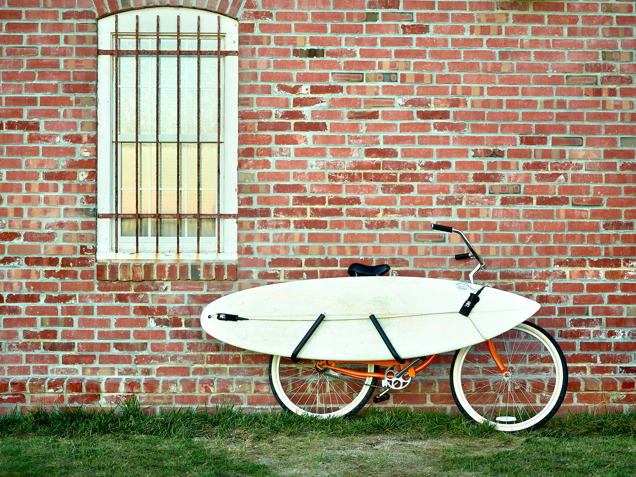 Surf Bike by Peter Adams.
