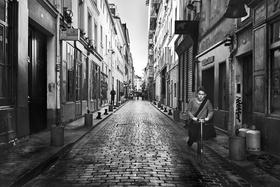 Le Gamin by Peter Adams.