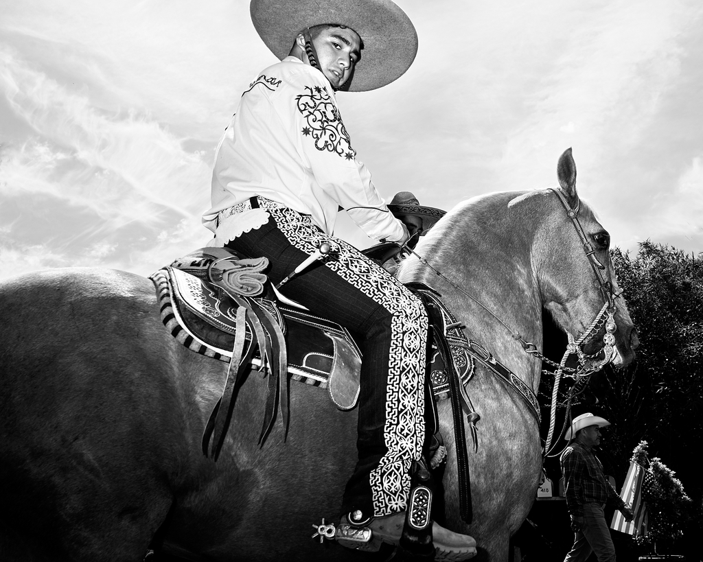 Charro Rider by Peter Adams.