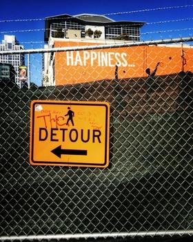 Detour by Peter Adams.