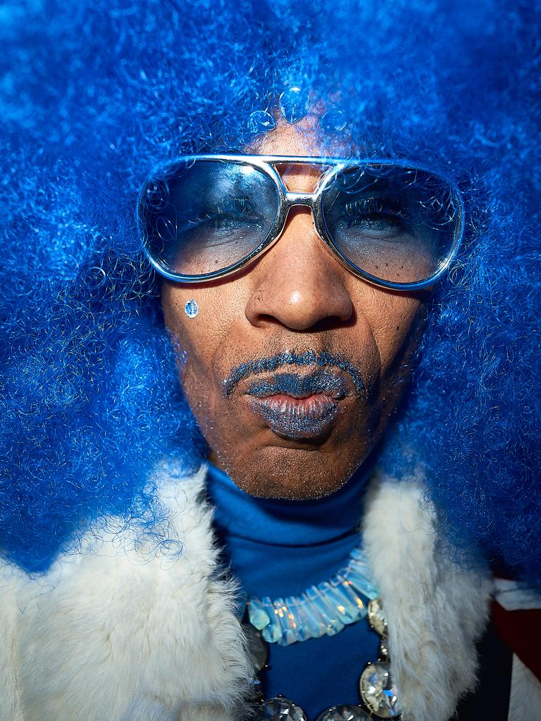 Blue Kiss by Peter Adams.