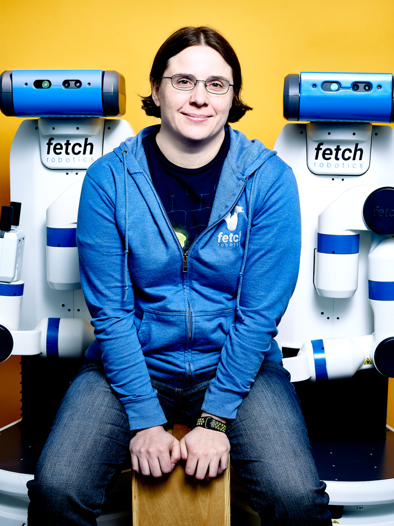 Melonee Wise, CEO of Fetch Robotics