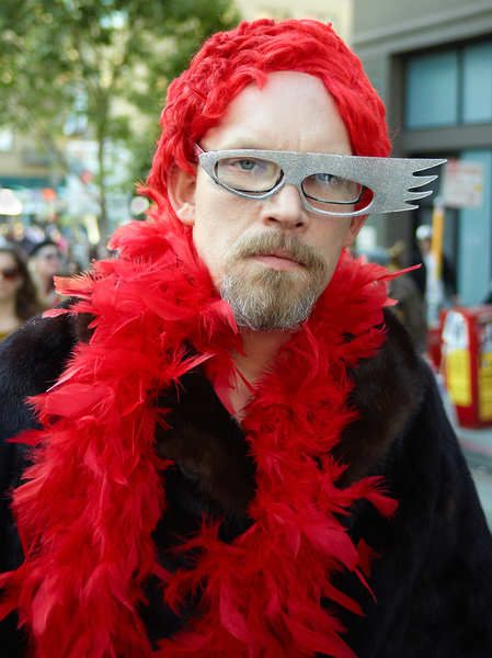 Red Hair by Peter Adams.