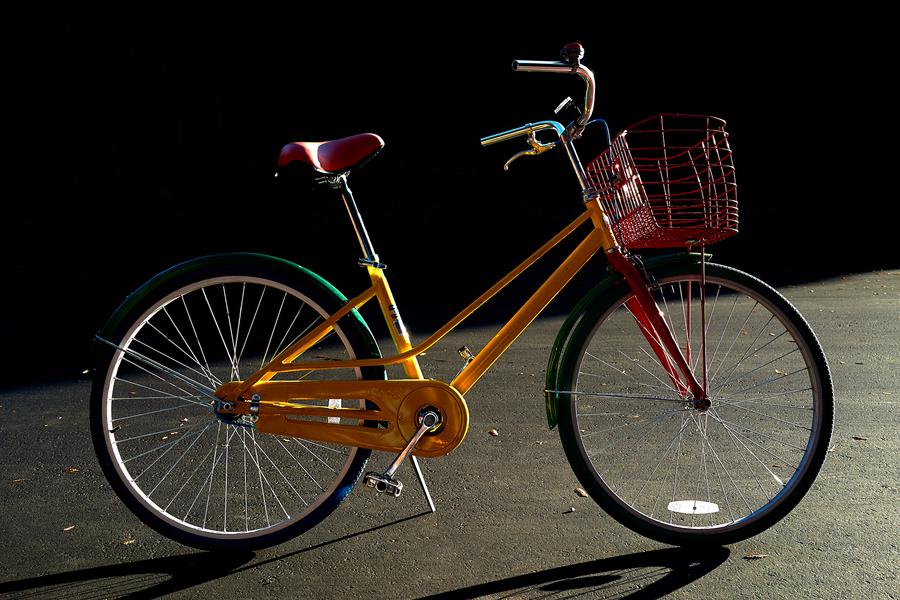 Google Bike by Peter Adams Photography.