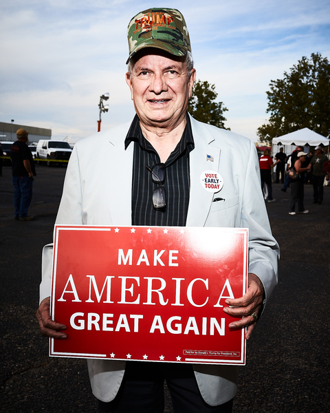 Make America Great Again by Peter Adams.