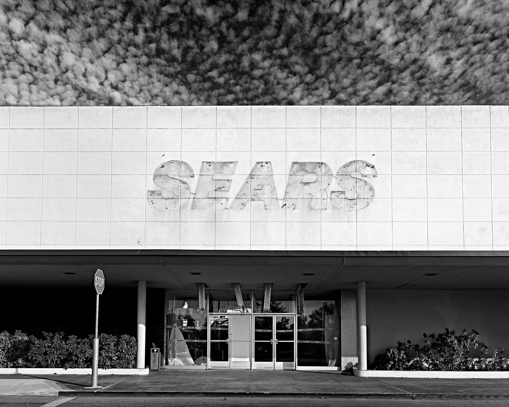 Sears Demolition by Peter Adams.