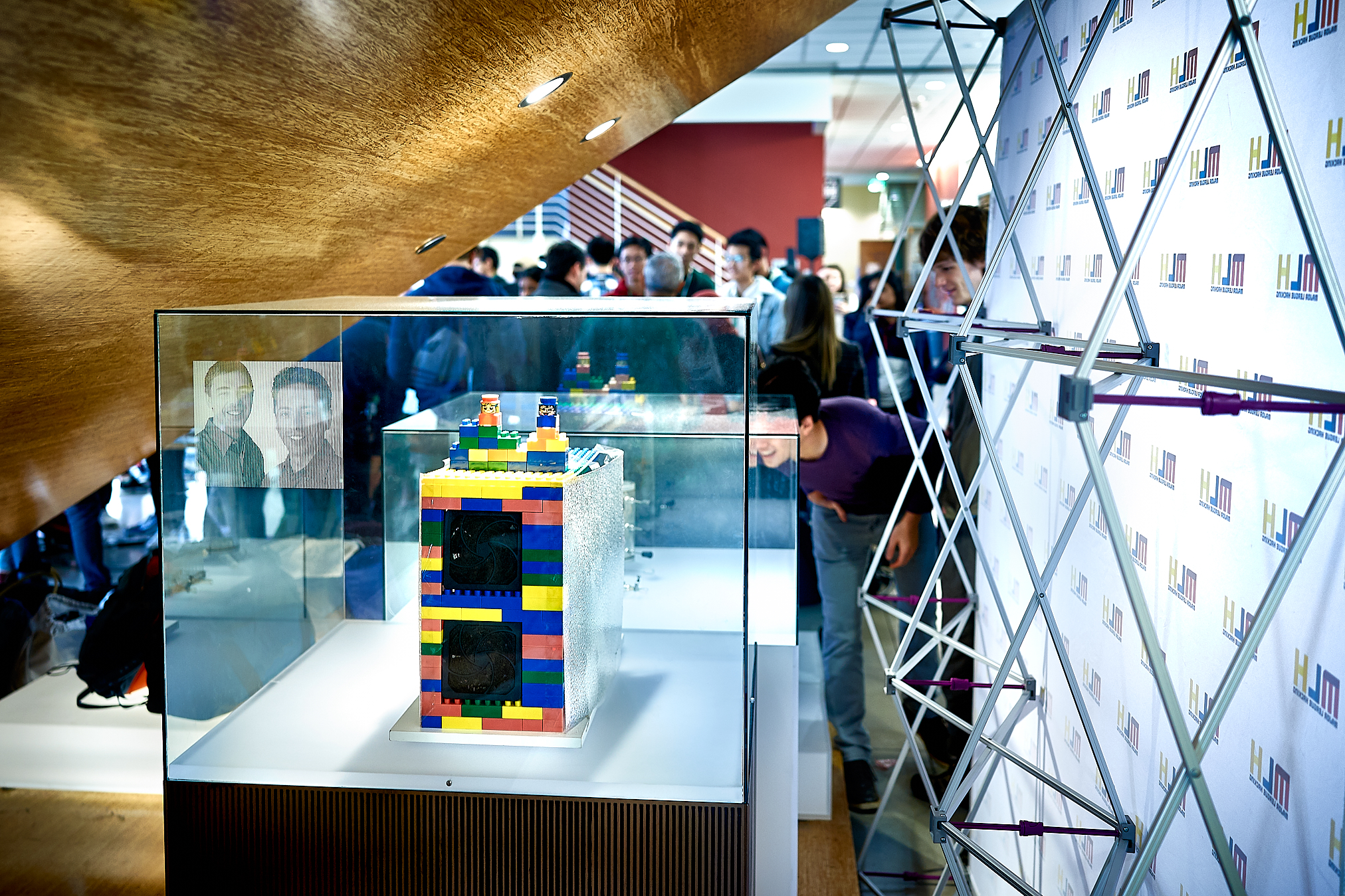 Lego Computer Server by Peter Adams.