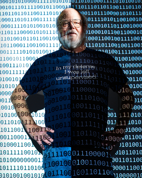 James Gosling by Peter Adams.
