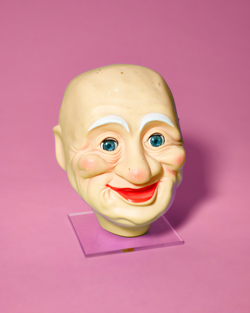 Doll Head by Peter Adams.