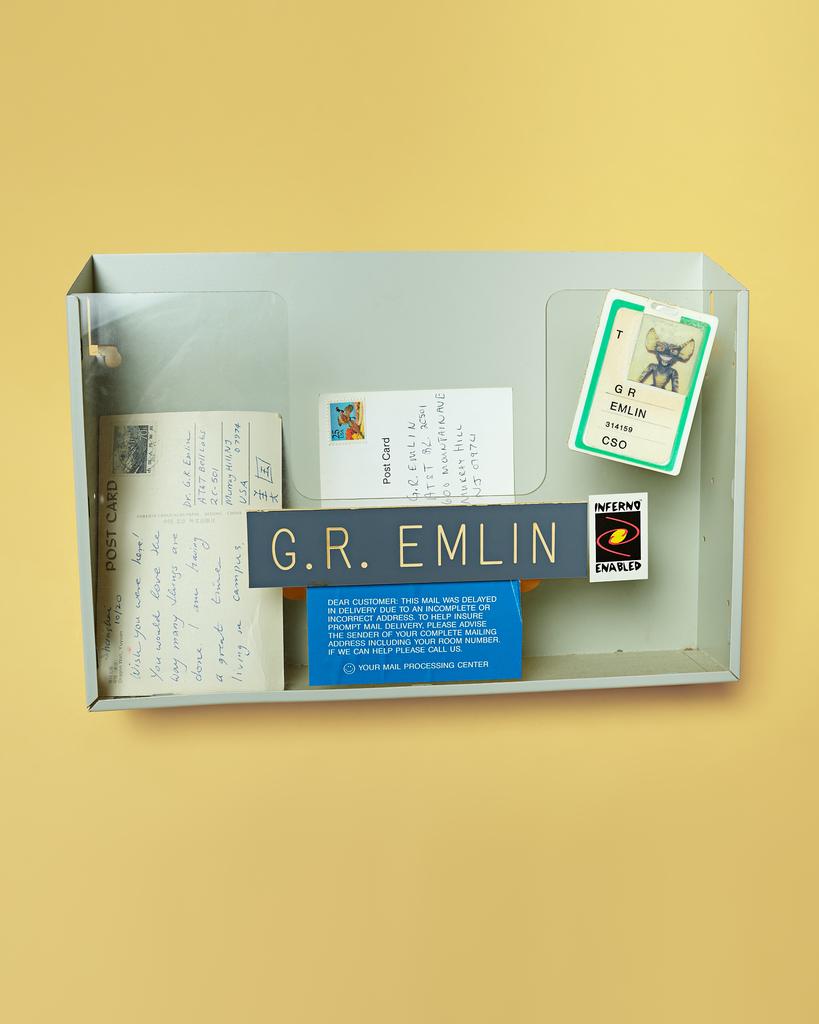 Gremlin Inbox by Peter Adams.