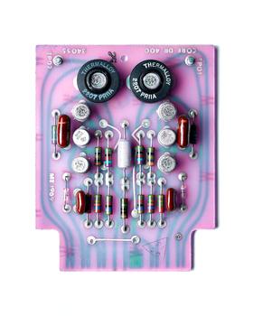 Vintage Circuit Board M8 1969