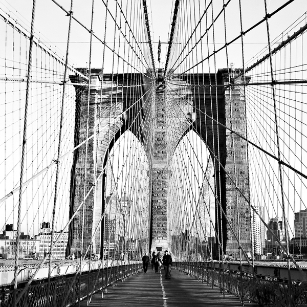 Brooklyn Bridge by .