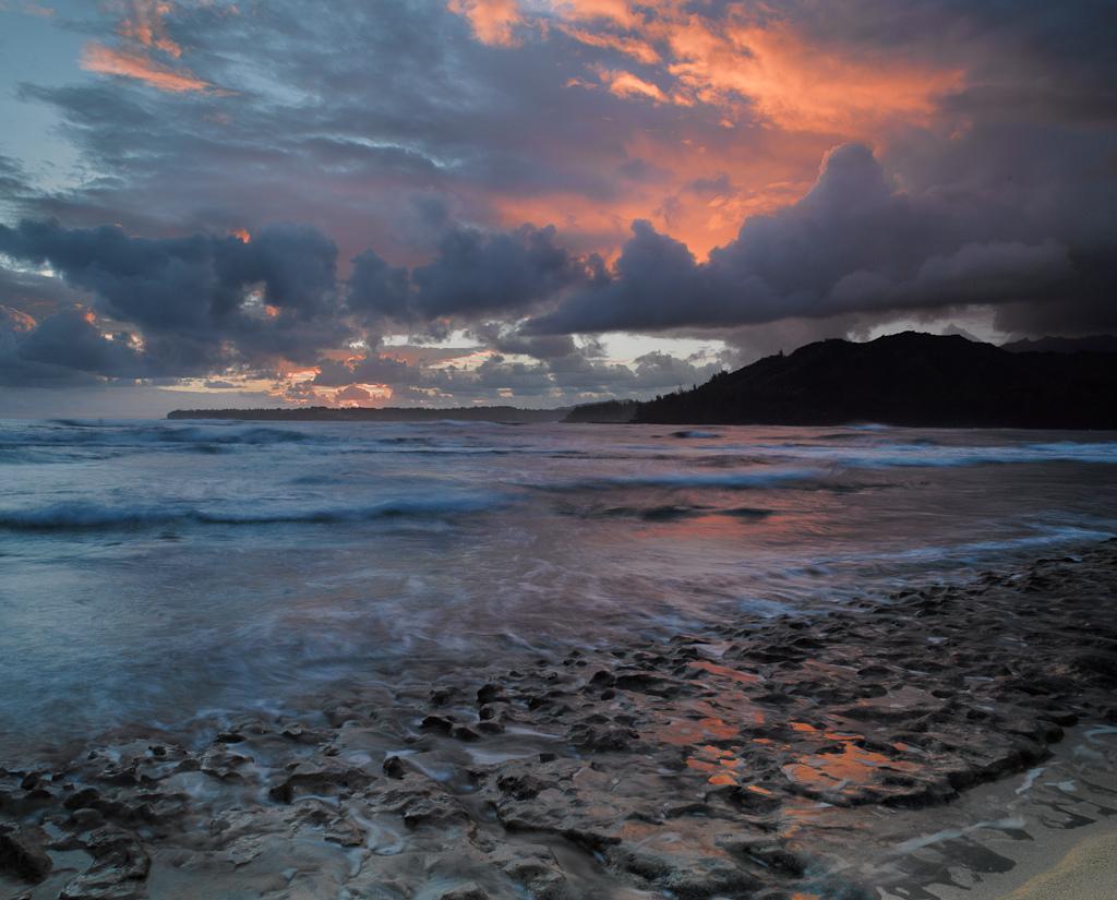 Sunrise Glow by Peter Adams.