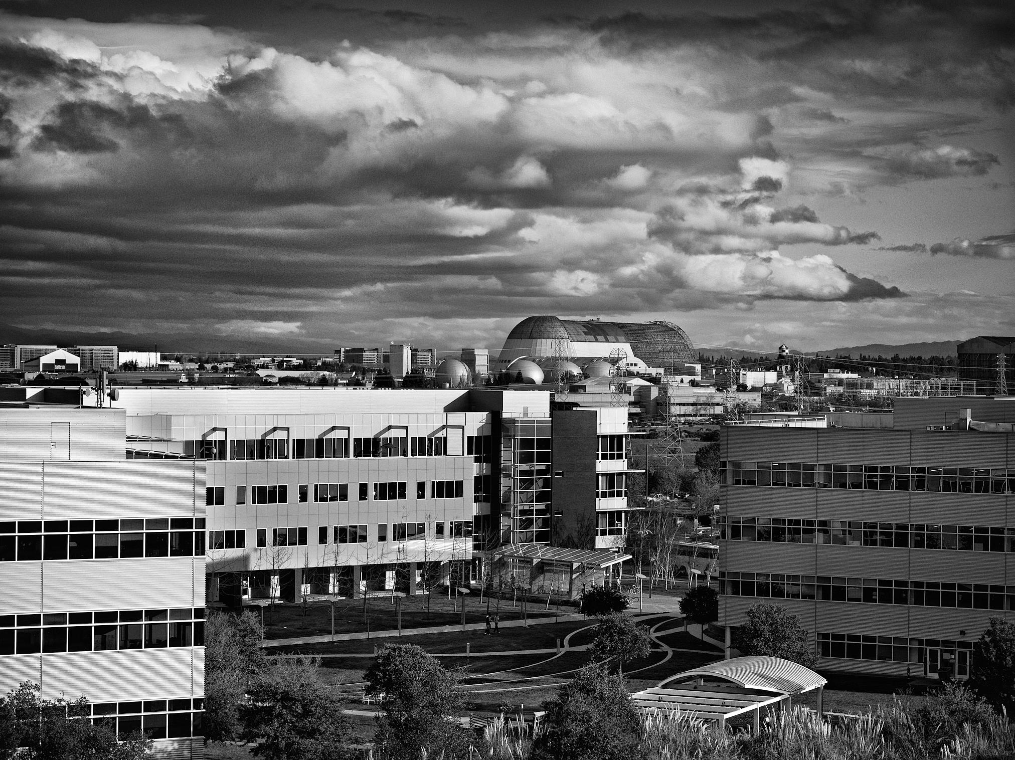 Google Campus by Peter Adams.