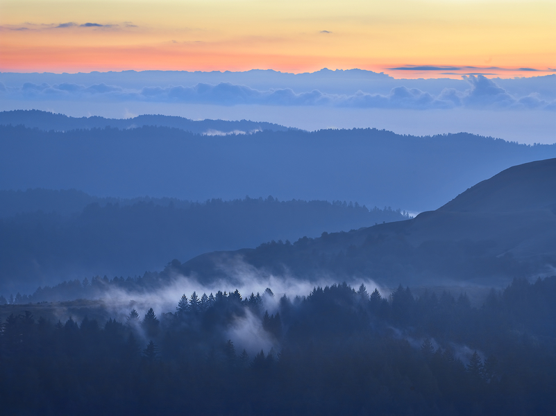 Russian Ridge by Peter Adams.