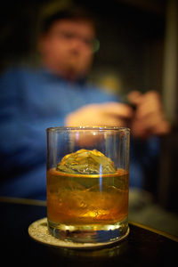 Scotch On The Rock by Peter Adams.