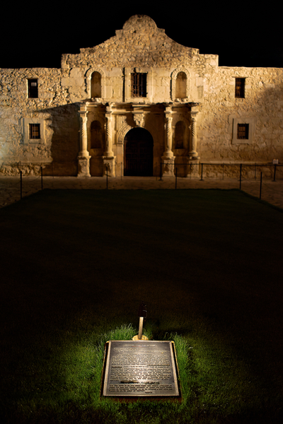 Letter From The Alamo by Peter Adams. All rights reserved. Photo may not be used or distributed in any way without prior writen approval..