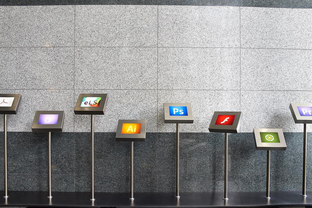 Adobe Systems Lobby