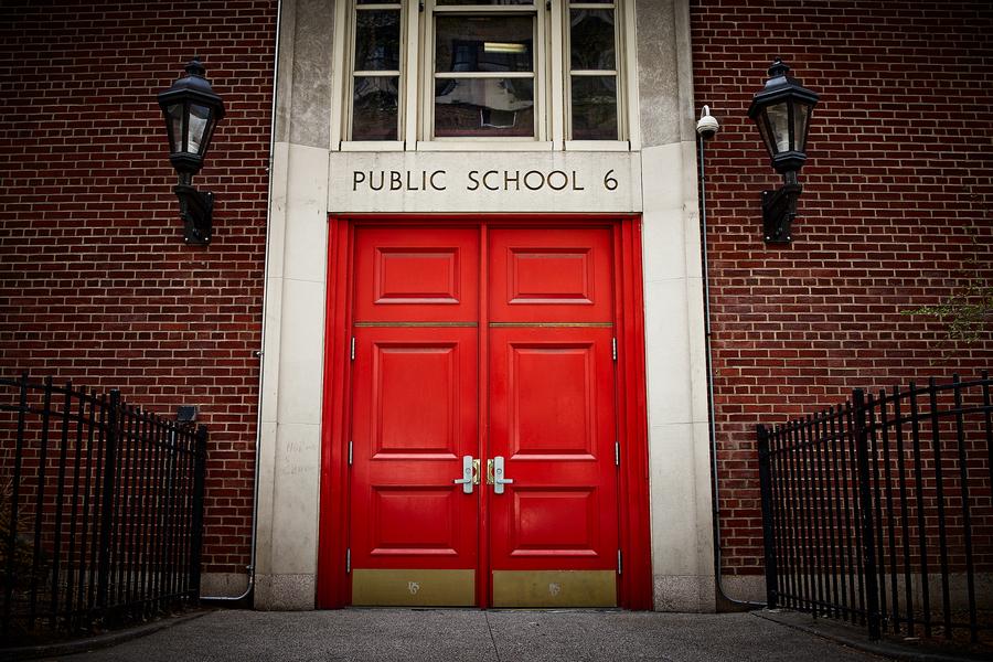 Public School 6 by Peter Adams.