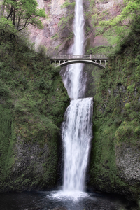 Multnomah Falls by Peter Adams.